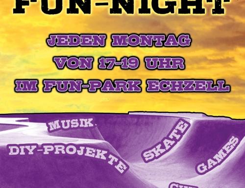 Fun-Night in Echzell: Jeden Montag von 17-19 Uhr!